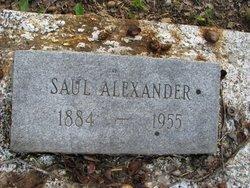 Saul Alexander