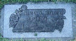 Zelma Orissa <i>Taylor</i> Breeze
