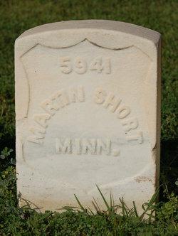Pvt Martin Short