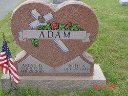 Arlan D Adam