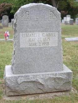 Elizabeth C. Abell