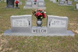 Henry Edward Welch