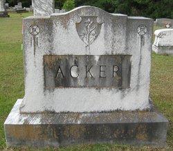 Ella Poe Acker