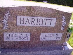 Shirley L <i>Dinsmore</i> Barritt