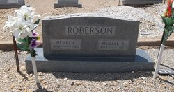 Angie Mozell <i>Alexander</i> Roberson