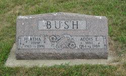 Hertha Z <i>Timm</i> Bush
