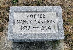 Nancy Elizabeth <i>Eaton</i> Sanders