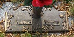 Shirley <i>Watt</i> Baumann