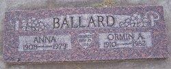 Anna <i>Nave</i> Ballard