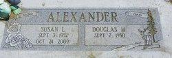 Susan Lorraine Sue <i>Spruill</i> Alexander