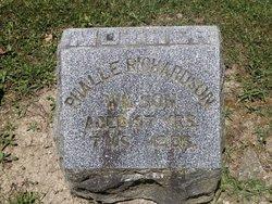 Phalle Richardson <i>Slafter</i> Wilson