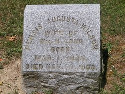 Persis Augusta <i>Wilson</i> Long