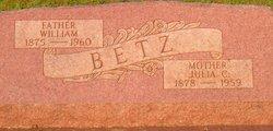 Julia C <i>Krumbine</i> Betz
