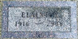 Elaine A Bangasser