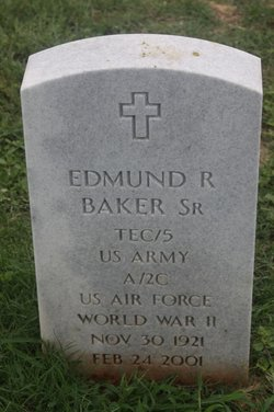 Edmund Roy Baker