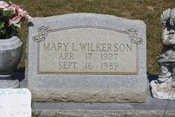 Mary Lou <i>Ainsworth</i> Wilkerson