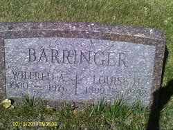 Louise Hattie Liz <i>Max</i> Barringer