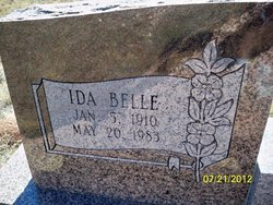 Ida Belle <i>Madden</i> Boyles