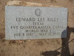 Edward Lee Riley