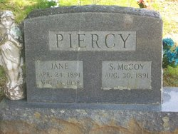 Martha Jane <i>Calloway</i> Piercy