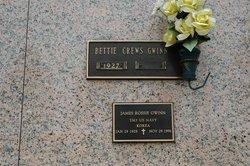 Betty <i>Crews</i> Gwinn