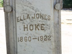 Ella <i>Jones</i> Hoke