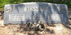 Irene Iva Dell Tid <i>White</i> Bennett