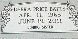 Debra Louise Debbie <i>Price</i> Batts