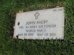 John Higby