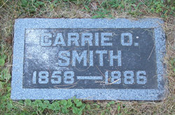 Carrie Octa <i>Patrick</i> Smith