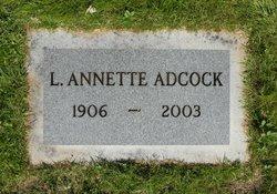 Leona Annette Adcock