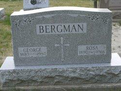 George C Bergman
