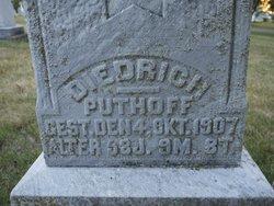 Diedrich Thedor Richard Puthoff