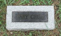 Mary Elizabeth <i>Plummer</i> Crum