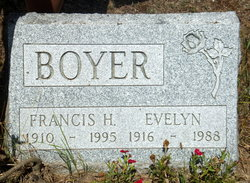 Evelyn Boyer