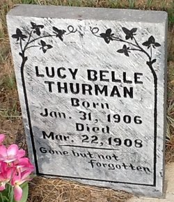 Lucy Belle Thurman
