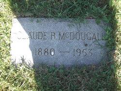 Claude R McDougall