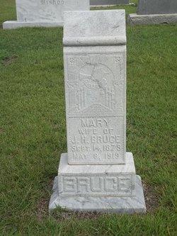 Mary Adline <i>Stephens</i> Bruce