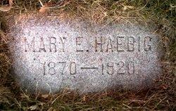 Mary E. Bonzlet