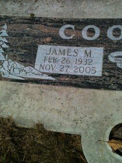James M Cooper, Jr