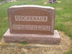 Huldah Eve <i>Bender</i> Gochenaur