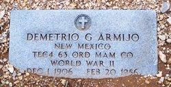 Demetrio G. Armijo