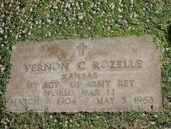 Vernon Cornelius Rozelle