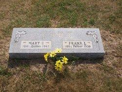 Mary Jane <i>Garrison</i> Cady