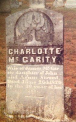 Charlotte Melissa <i>Stroud</i> McGarity