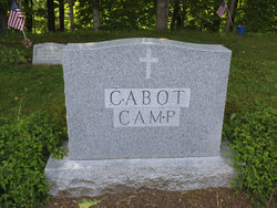 Carolyn Martha <i>Cabot</i> Camp