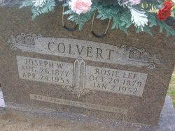 Joseph W Colvert