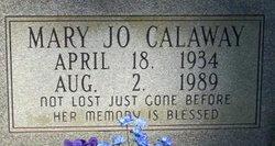 Mary Jo <i>Pierce</i> Calaway