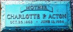 Charlotte P. Acton