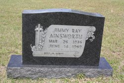 Jimmy Ray Ainsworth